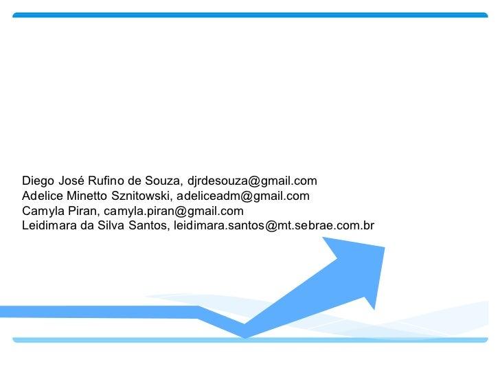 Análise do contexto de Trabalho Estudo de caso em uma instituição bancária em Tangará da Serra - MT Diego José Rufino de S...