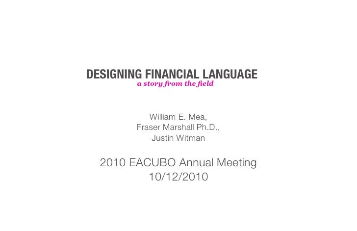 Eacubo financial reporting_for_a_visually-oriented_audience[1]
