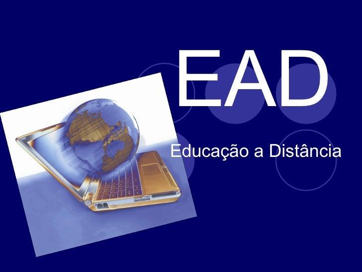 EAD Educação a Distância