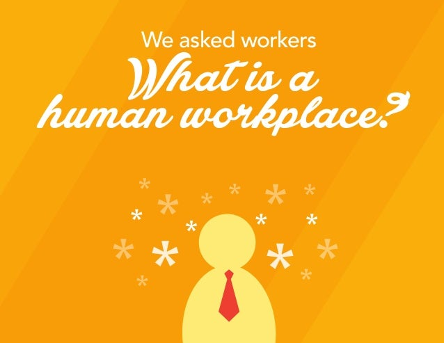 3 Tips for Putting the Human Back in HR Slide 3