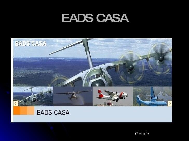EADS CASA Getafe