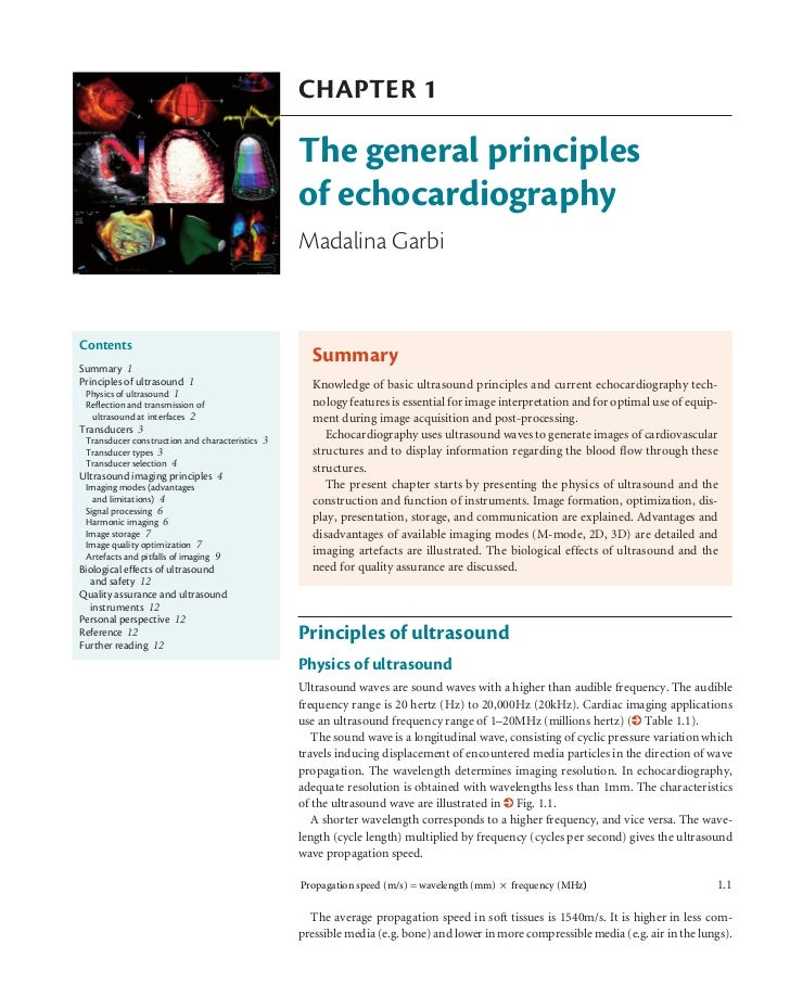CHAPTER 1                                                 The general principles                                          ...