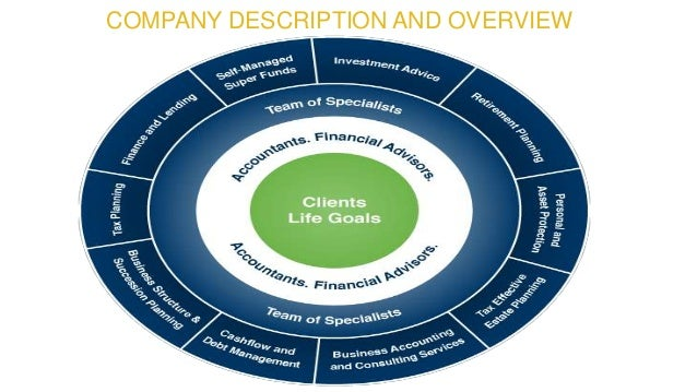 COMPANY DESCRIPTION AND OVERVIEW