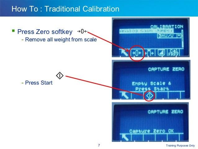 eaet mettler toledo ind560 calibration rh slideshare net Mettler-Toledo IND560 Connection to Com1 Toledo Mettler Ind570