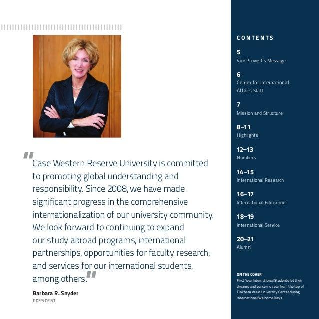 Case western nursing study abroad