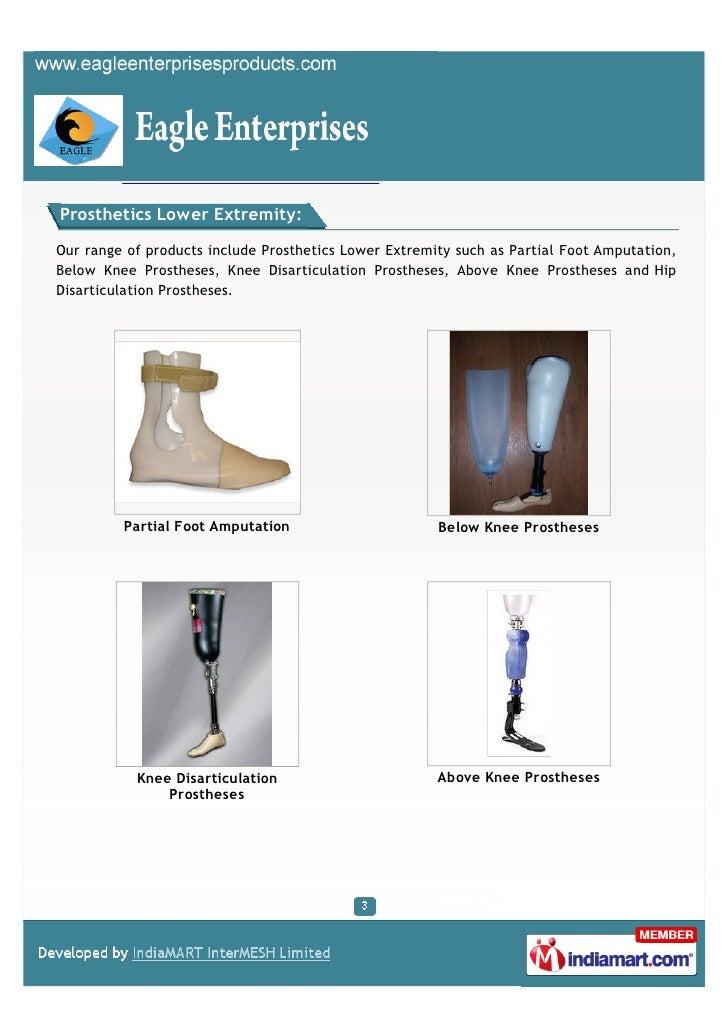 Eagle Enterprises, Mumbai,  Orthopedic Appliances Slide 3