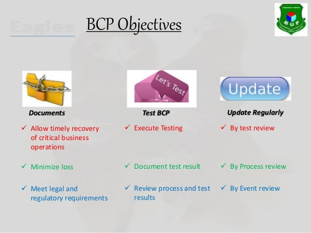 business continuity planning bcp