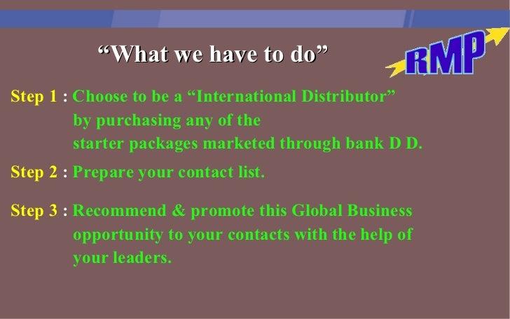 rmp business plan in hindi
