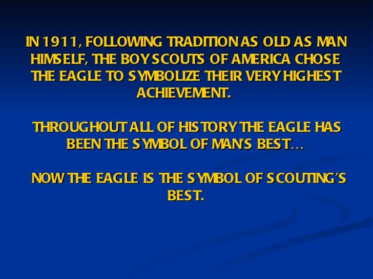 Eagle scout court of honor powerpoint maxwellsz