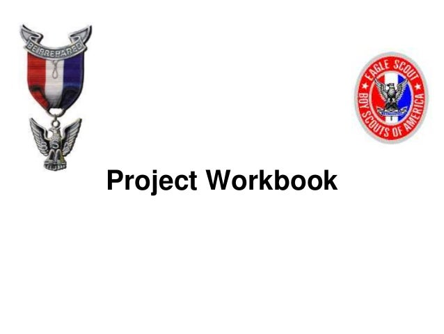 Eagle Scout Project Documentation – Eagle Scout Worksheet