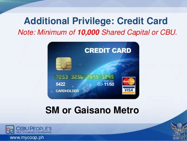 Cpmpc business opportunity savings seminar slideshow 44 mycoop additional privilege credit card colourmoves