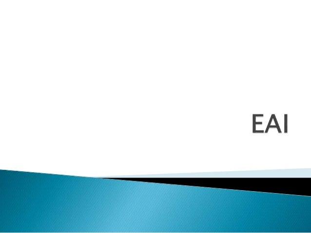 Enterprise application integration eai enterprise application integration conjunto de tareas dedicadas a hacer que distintas malvernweather Image collections