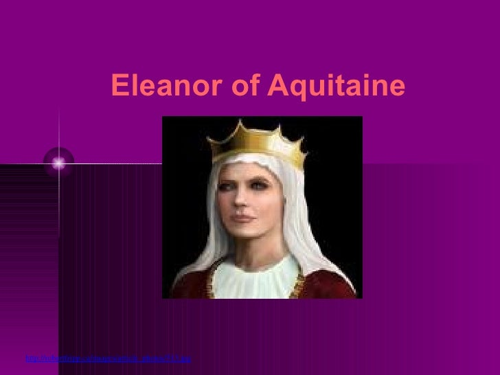 Eleanor of Aquitaine http://robertfripp.ca/images/article_photos/513.jpg