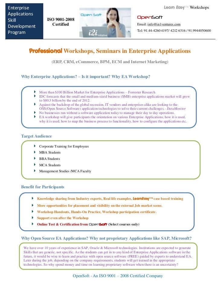 Enterprise                                                                                                Learn Easy™ Work...