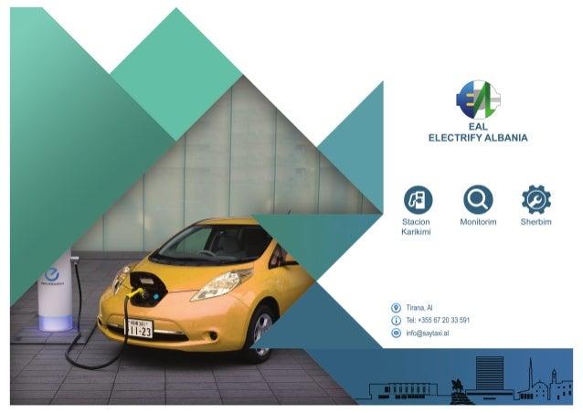 Electrify ALbania - EAL