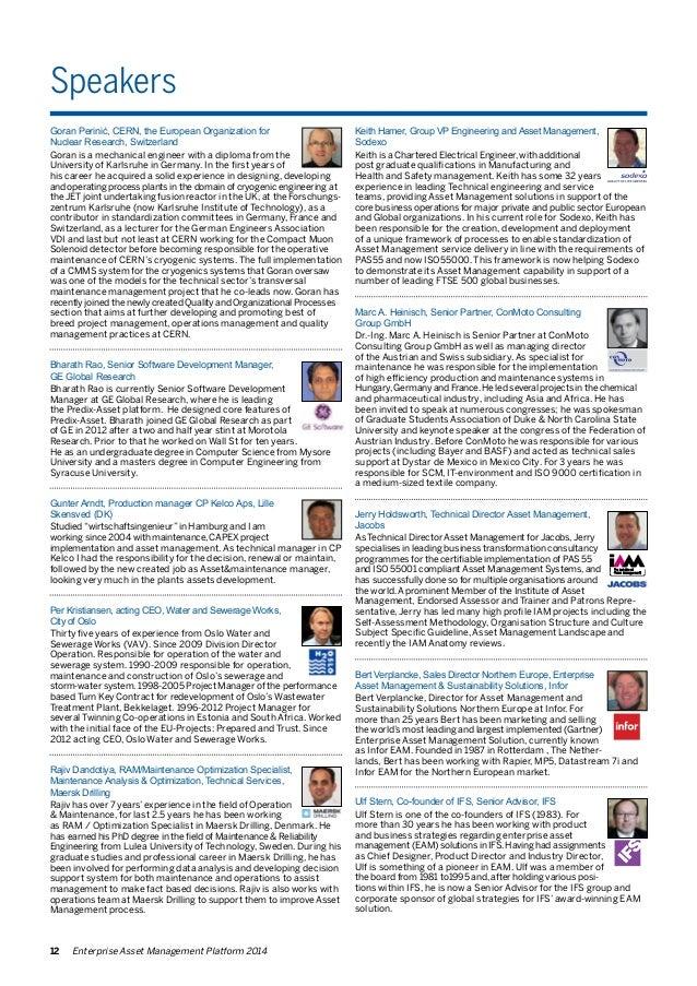 Speakers  Goran Perinić, CERN, the European Organization for  Nuclear Research, Switzerland  Goran is a mechanical enginee...