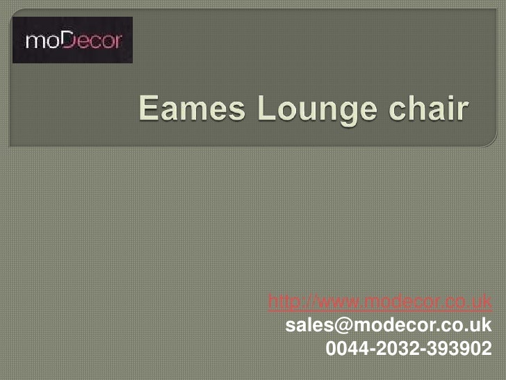 Excellent Eames Lounge Chair Pabps2019 Chair Design Images Pabps2019Com