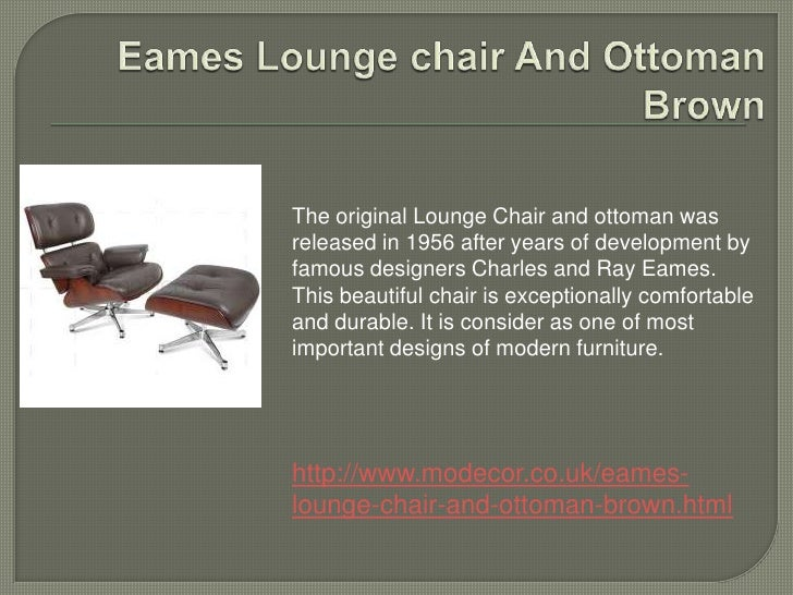 Groovy Eames Lounge Chair Alphanode Cool Chair Designs And Ideas Alphanodeonline