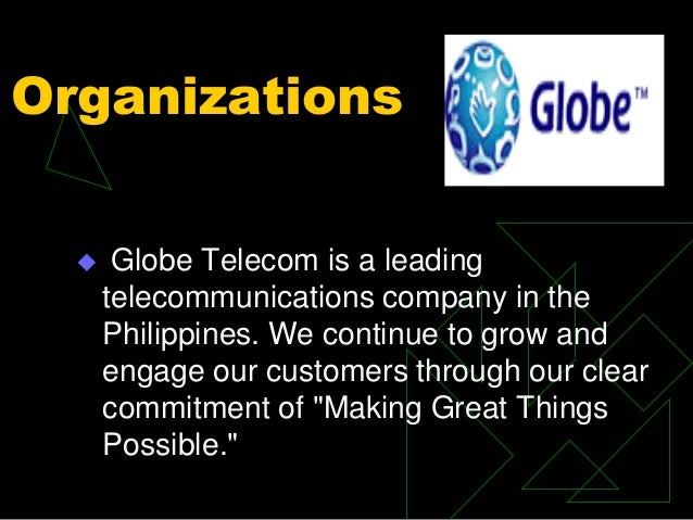 Globe telecom swot analysis
