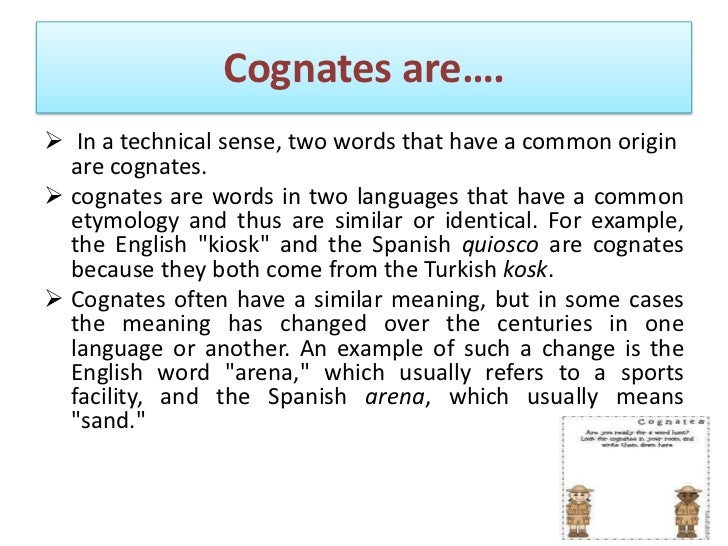 Eap 1 Reading For A Purpose Cognates on Types Of Literature Worksheets