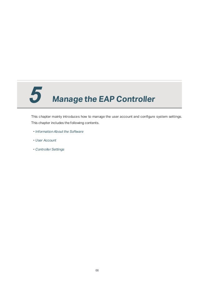 Download tp link eap controller software | Free EAP Controller