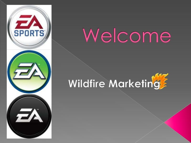  Analyse EA's target markets To carry out primary research into the  female gaming market To gain insight on the female...