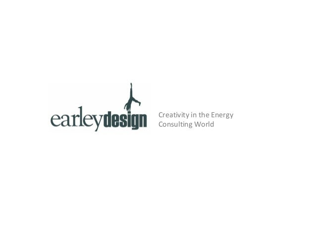 Creativity in the Energy Consulting World