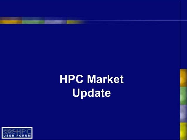 HPC Market Update