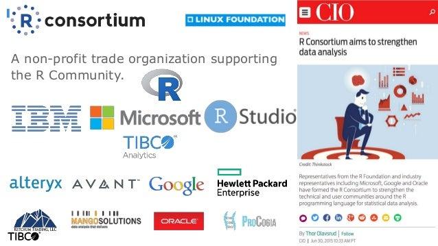 c20ea4fcd46 A non-profit trade organization supporting the R Community.