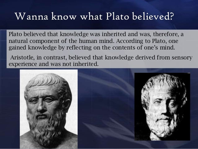 an analysis of platos basic philosophic notions My understanding is a little different from yours in plato's argument with the sophists the sophists valued probabilities over the truth in addition, i think this is easily an argument for today with the use of statistical analysis when trying to quantify a human person and the dangers it presents.