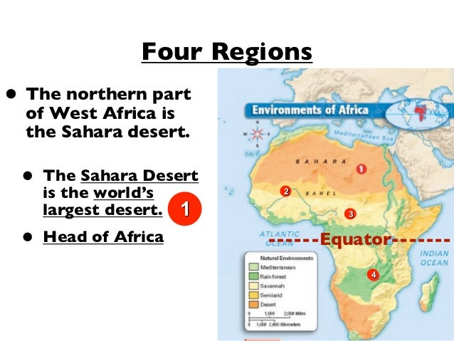 Early And Medieval West Africa Not A Full Period Min - Regions of africa