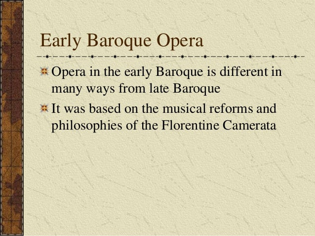 Early baroque vocal music for Origin of the word baroque
