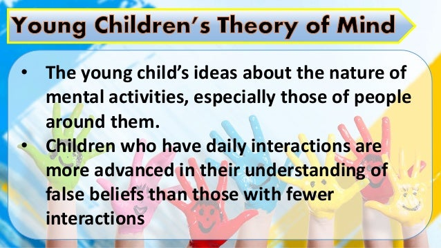 cognitive development early childhood essay Childhood development and the melbourne institute of applied economic   these differences in reading and cognitive skills are not related to the child's  family.