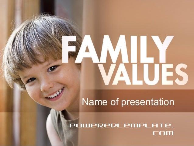 Name of presentation PoweredTemplate. com