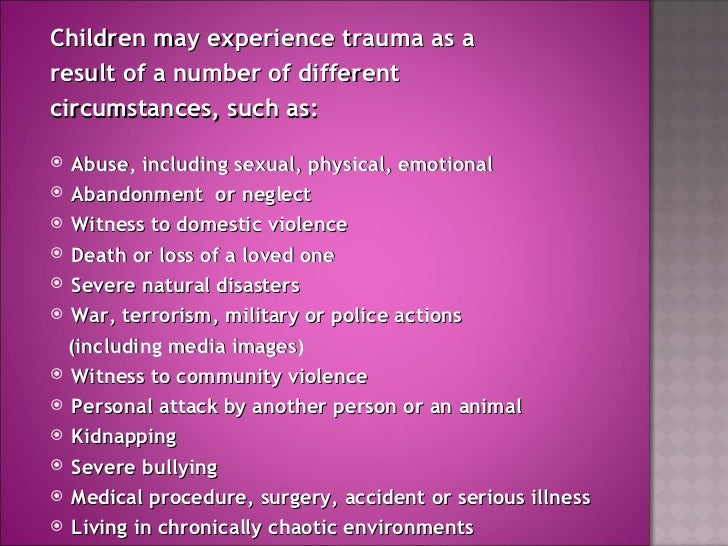psychological effects of physical child abuse essay