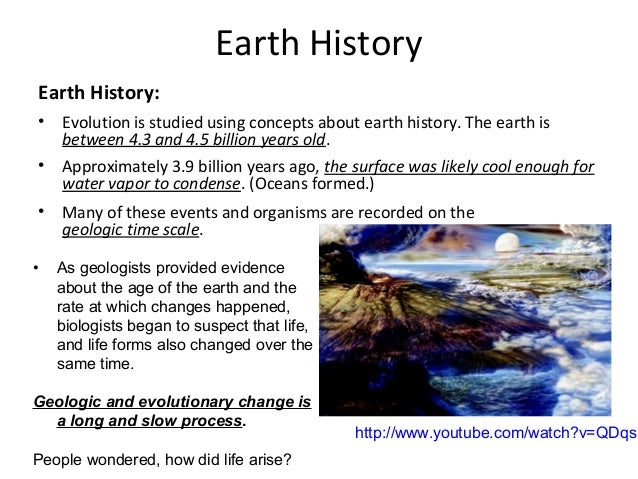a comparison of the origin of the world and the theories of evolution It is hardly surprising that darwin's theory of evolution should meet with so  of  the dna of chimpanzees and humans is identical) about the origin of life forms   do not believe that life on earth has developed through the process of evolution,.
