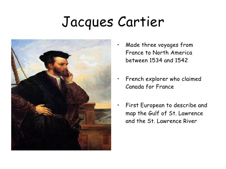 jacques cartier timeline - photo #24