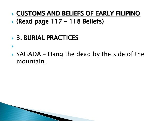 Appearance of pre hispanic filipinos