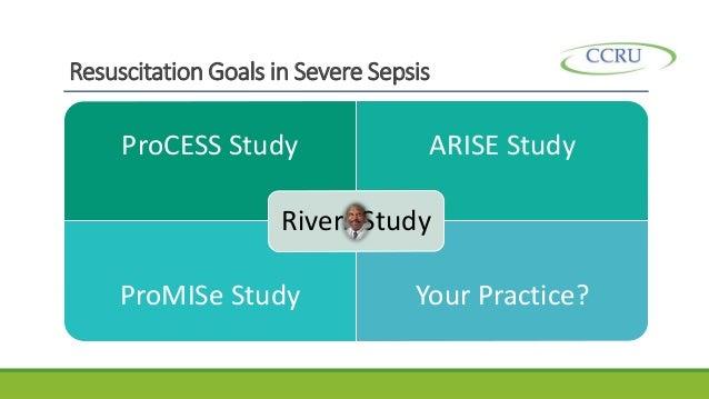 The Australasian Resuscitation in Sepsis Evaluation (ARISE ...