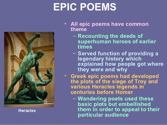 a description of how did homer create his poems iliad and odyssey Homer 2 - odyssey 19:19  so, a description of a sacrifice,  the iliad is a poem about the glory and the sorrow of war .