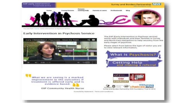 early intervention in psychosis program pdf