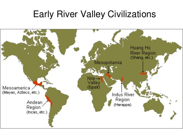 Early Man to First Civilizations