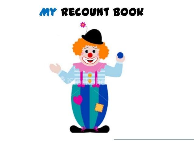 My Recount Book