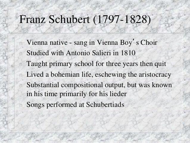 Early Romantic Music