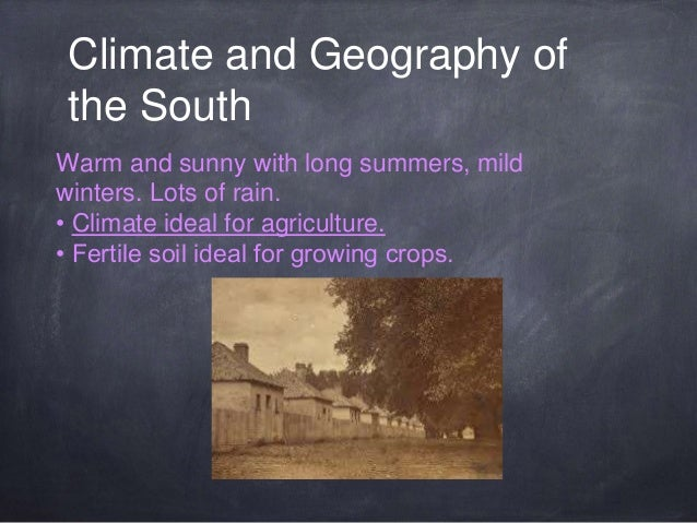 differences between north and south 1800 to 1850 Geography of north and south during the 1800s the united states went through a dramatic change - a divide was growing between the northern and southern regions, one that.