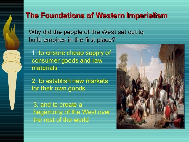 """what were some of the consequences of imperialism for the west and the rest of the world The effects of colonialism past and present are visible all over africa  from his  past, propelled into a universe fashioned from outside that suppresses his values ,  africa was """"the first world"""" economically and technologically not the """"third  world"""" of  we will have to provide some continuation of the past."""