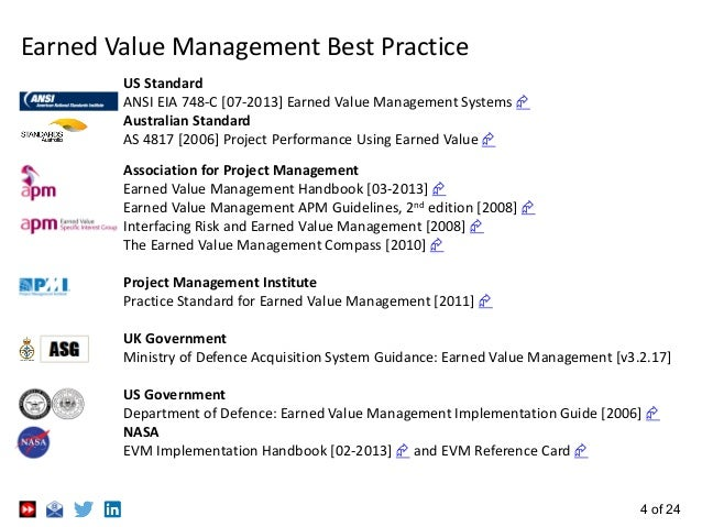 earned value management implementation guide