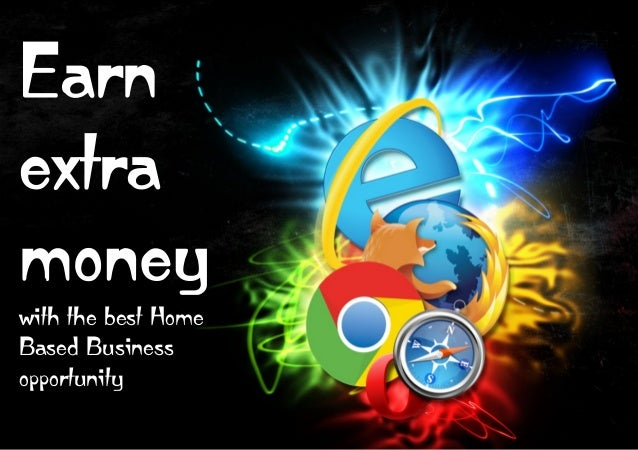 with the best Home Based Business opportunity