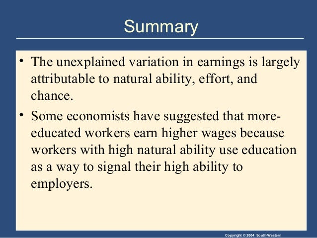 What Do Wage Differentials Tell Us about Labor Market Discrimination?