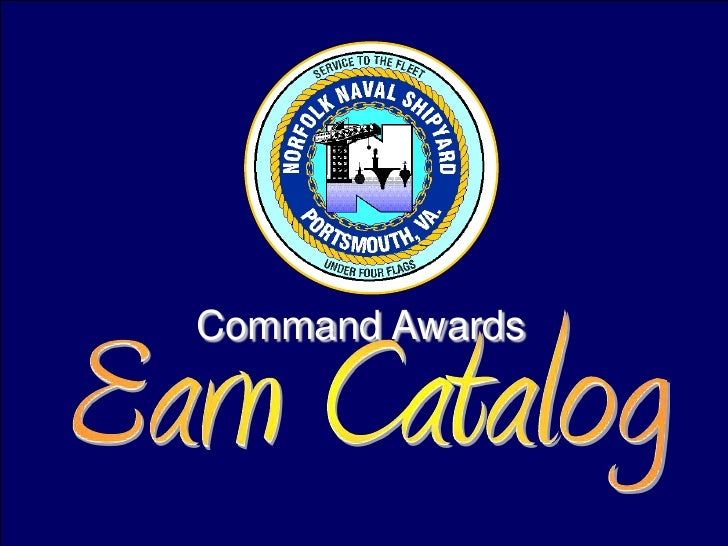 Command Awards